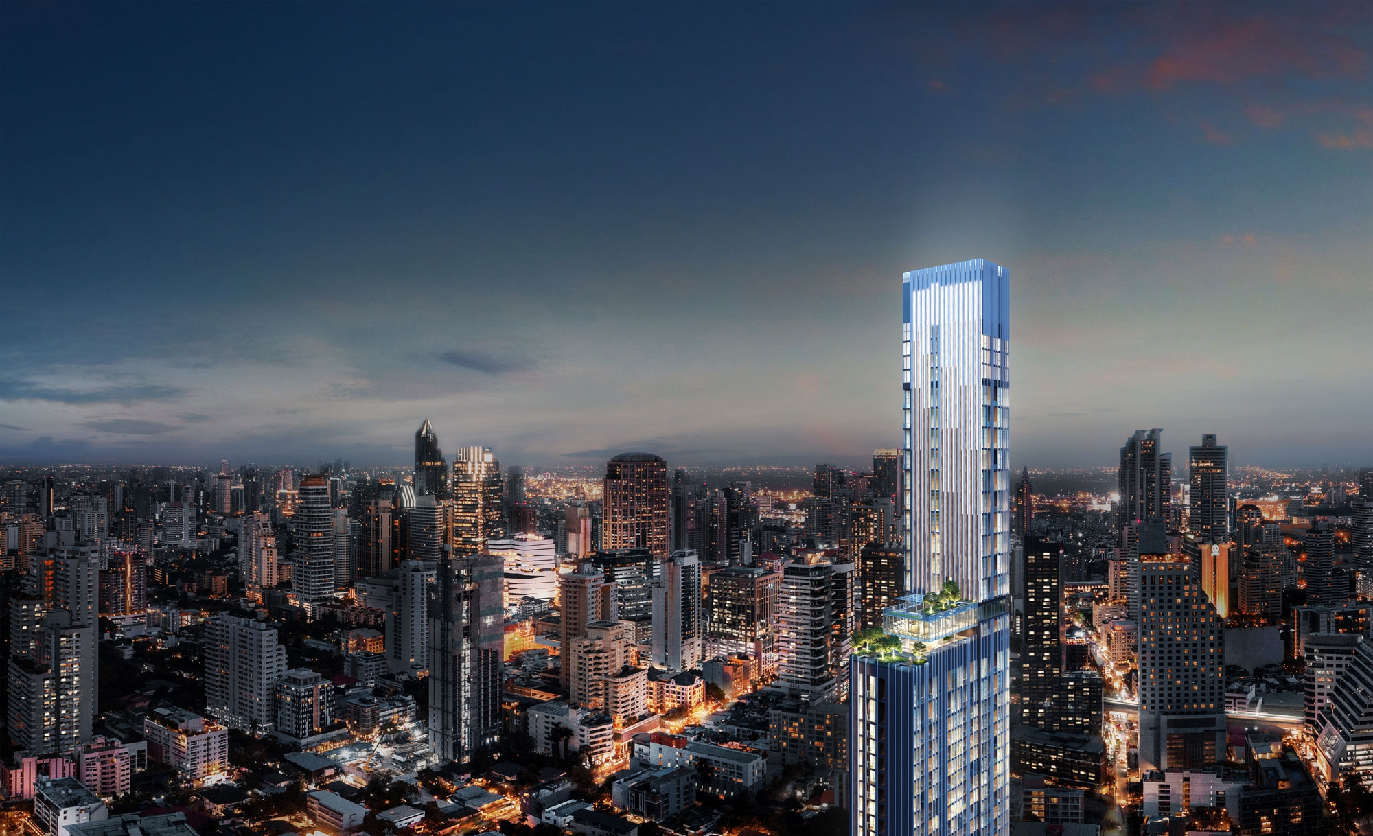 CLOUD RESIDENCES SKV23